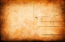 Uitstekende grunge oude document textuur als achtergrond stock foto's