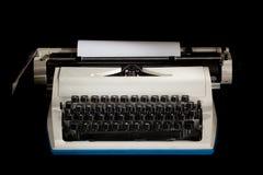 Uitstekende handtypwriter Royalty-vrije Stock Afbeeldingen