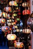 Uitstekende hangende lantaarn Royalty-vrije Stock Afbeelding