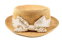 Uitstekende hoed Stock Foto's