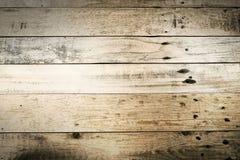 Uitstekende houten achtergrond Royalty-vrije Stock Foto