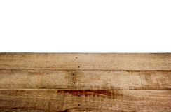 Uitstekende houten achtergrond Stock Afbeeldingen