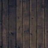 Uitstekende houten achtergrond Royalty-vrije Stock Foto's
