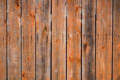 Uitstekende houten achtergrond Stock Foto's