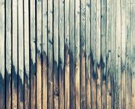 Uitstekende houten achtergrond De textuur van het behang Retro stijl Royalty-vrije Stock Foto's