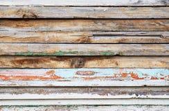 Uitstekende houten achtergrond royalty-vrije stock afbeeldingen