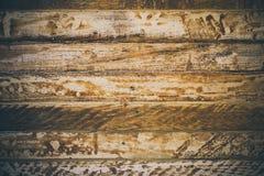 Uitstekende houten achtergrond Ruwe houten textuur en achtergrond voor ontwerpers Sluit omhoog mening van abstracte houten textuu Stock Foto