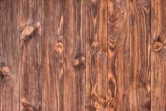 Uitstekende houten achtergrond, sjofele geschilderde houten textuur Stock Foto