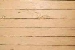 Uitstekende houten bruine achtergrond Achtergrond voor tekst, banner, etiket Stock Foto