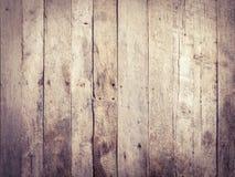 Uitstekende houten plank stock foto's