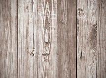 Uitstekende houten raadsachtergrond Royalty-vrije Stock Afbeelding