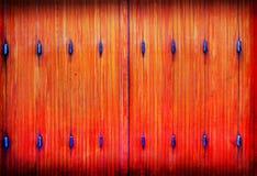Uitstekende houten textuur als achtergrond Stock Foto's