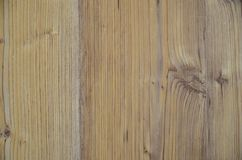 Uitstekende houten textuur als achtergrond met knopen en spijkergaten royalty-vrije stock afbeeldingen
