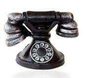 Uitstekende Iconische Telefoon Stock Foto