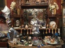 Uitstekende Inzameling voor beeldhouwwerken, wijnen Royalty-vrije Stock Afbeelding
