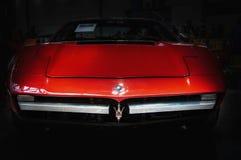 Uitstekende Italiaanse auto Amaserati merak Royalty-vrije Stock Foto's