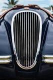 Uitstekende Jaguar-Auto Royalty-vrije Stock Foto's
