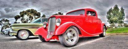 Uitstekende jaren '30 Amerikaanse auto Royalty-vrije Stock Foto's