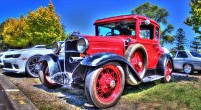 Uitstekende jaren '20 Amerikaanse auto Stock Foto's