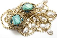 Uitstekende juwelen Royalty-vrije Stock Foto