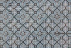 Uitstekende keramische tegel Royalty-vrije Stock Fotografie
