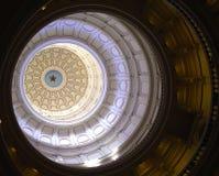 Uitstekende klassieke architectuur en rotonde Royalty-vrije Stock Afbeelding