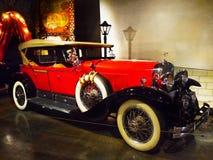 Uitstekende Klassieke Auto's Royalty-vrije Stock Afbeelding