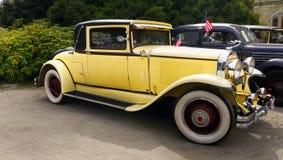 Uitstekende Klassieke Auto's Stock Fotografie