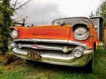 Uitstekende Klassieke Auto's Royalty-vrije Stock Foto's