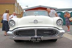 Uitstekende klassieke oldsmobile starfire Stock Fotografie