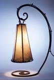 Uitstekende lamp Royalty-vrije Stock Afbeeldingen