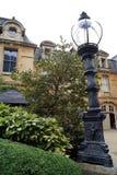 Uitstekende lamppost Royalty-vrije Stock Fotografie