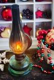 Uitstekende lantaarn Royalty-vrije Stock Foto's