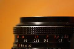 Uitstekende Lens Royalty-vrije Stock Foto