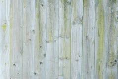 Uitstekende lichte Textuurachtergrond De oppervlaktemuur van het Pankpatroon Gray Board Texture Fence Royalty-vrije Stock Foto's