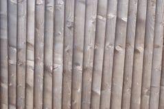 Uitstekende lichte Textuurachtergrond De oppervlaktemuur van het Pankpatroon Gray Board Texture Fence Royalty-vrije Stock Afbeeldingen