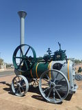 Uitstekende Machines, Ilfracombe, Queensland Stock Afbeelding