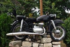 Uitstekende motorfiets royalty-vrije stock foto's