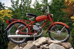 Uitstekende motorfiets royalty-vrije stock foto