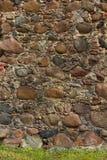 Uitstekende muur Stock Afbeelding