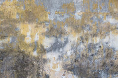 Uitstekende muurachtergrond, oude muur Stock Afbeelding