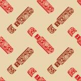 Uitstekende naadloze de flitsaandrijving van patroonusb. Stock Afbeeldingen