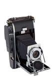 Uitstekende onmiddellijke camera royalty-vrije stock afbeeldingen