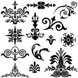Uitstekende ontwerpelementen Royalty-vrije Stock Afbeelding