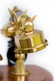 Uitstekende oortelefoon Royalty-vrije Stock Foto's