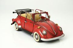 Uitstekende open auto Royalty-vrije Stock Fotografie