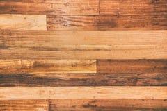 Uitstekende oppervlakte houten lijst en de rustieke achtergrond van de korreltextuur Stock Afbeeldingen