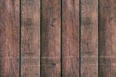 Uitstekende oppervlakte houten lijst en de rustieke achtergrond van de korreltextuur Royalty-vrije Stock Fotografie