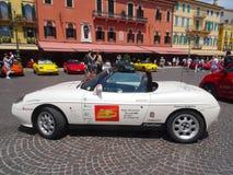 Uitstekende oude auto Royalty-vrije Stock Afbeelding
