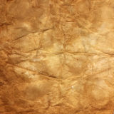 Uitstekende oude document textuur Royalty-vrije Stock Fotografie